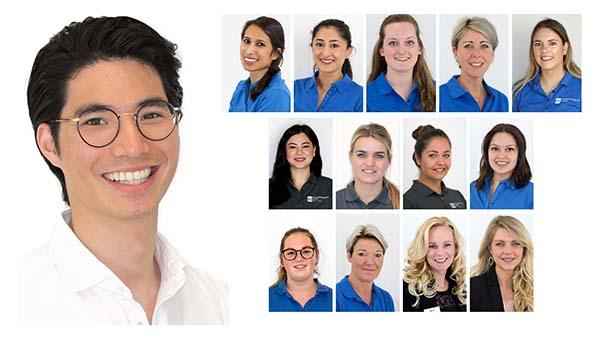 Team orthodontist almelo